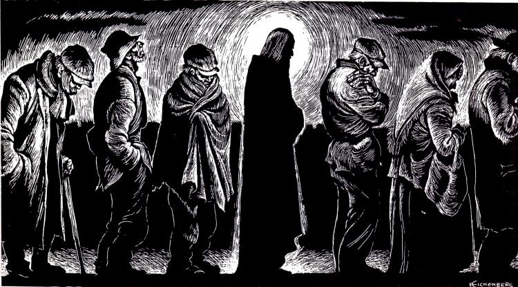 jesus-in-the-breadline-p-eichenberg